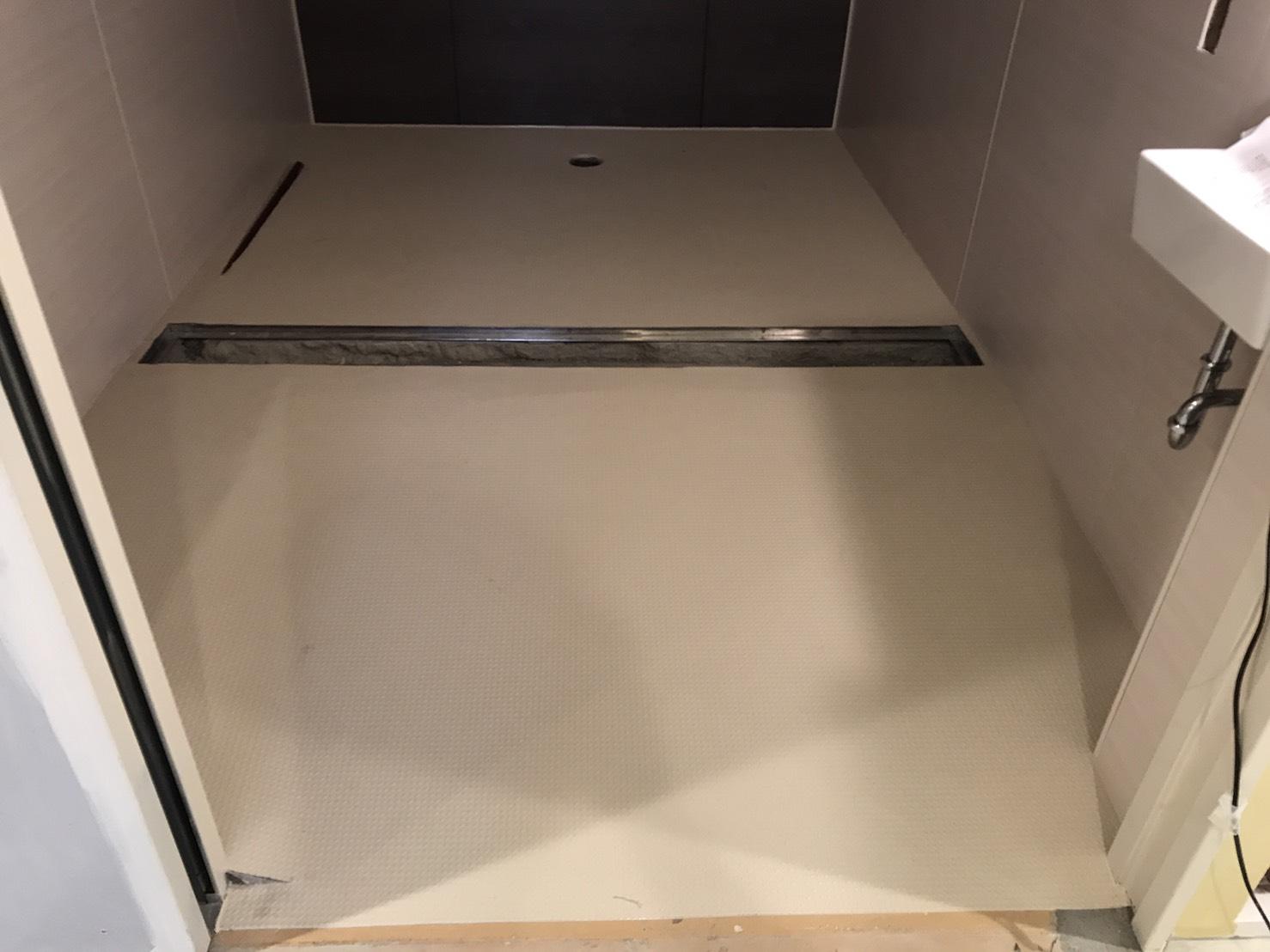 東京都江戸川区病院浴室改修工事【秀和建工】