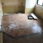 宿泊施設 置床工事 フリーフロアCP (神奈川県平塚市)