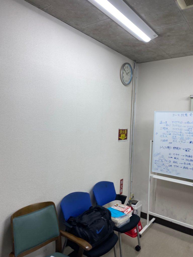 食品冷蔵物流倉庫 事務所結露対策工事(神奈川県厚木市)
