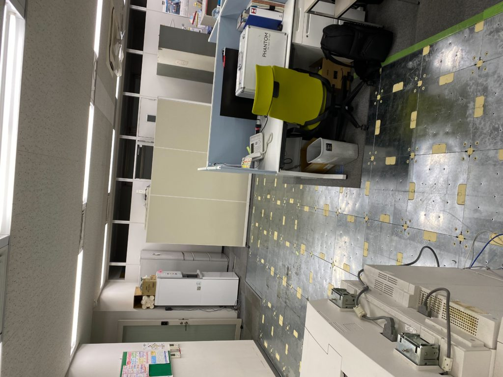 オフィス 事務所 オフィス家具入れ替え タイルカーペット張替工事(東京都品川区西五反田)