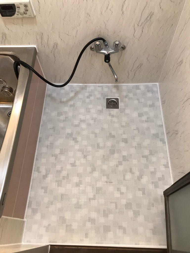 浴室天井、壁、床フルリフォーム工事(東京都練馬区)