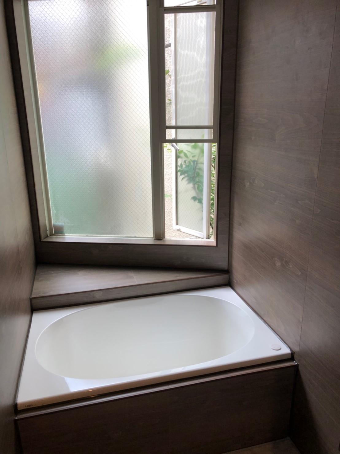 浴室フルリフォーム工事(東京都世田谷区)