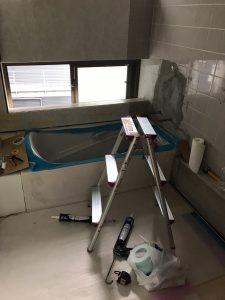 寺院 浴室一式改修工事 フクビ化学工業製(東京都豊島区池袋)